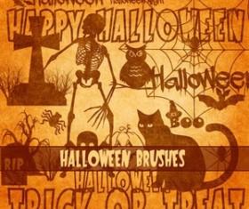 Halloween Photoshop Brushes