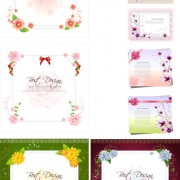 Link toStationery borders fashion vector