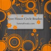 Link toFlower circle photoshop brushes