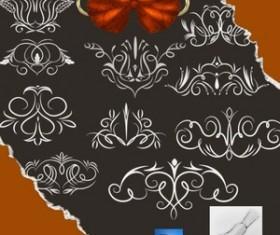 Ornament Brushes CS4 Photoshop Brushes