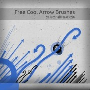 Link toFree cool arrow photoshop brushes