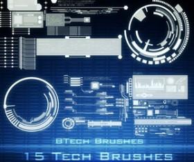 Btech Photoshop Brushes