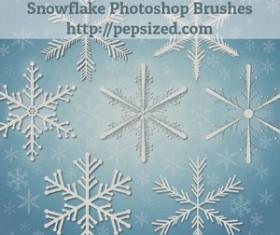 Snwflake Phtoshop Brushes Photoshop Brushes