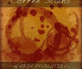 Coffee Stains Photoshop Brushes Photoshop Brushes