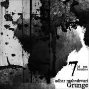 Link toHigh res grunge brushes photoshop brushes