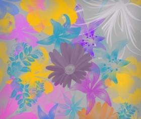 4Hi Res Flower Brushes Photoshop Brushes