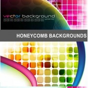 Link toBrilliant science and technology background vector