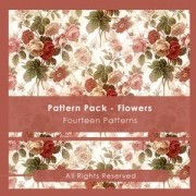 Link toPattern pack  flowers