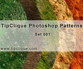 TipClique Photoshop Patterns