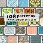 Link toPack of 108 patterns