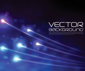 Elements of Creative light background vector