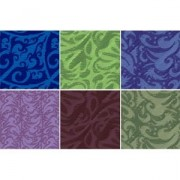 Link toFloral velvet pattern set