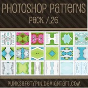 Link toPhotoshop patterns  pack 26