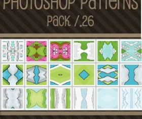 Photoshop Patterns  Pack 26