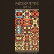 Link toPhotoshop patterns  pack 31