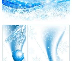 Elegant Christmas background design vector