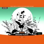 Link toGround plants selection photoshop brushes