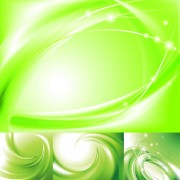 Link toElements of green movement patterns backgrounds vector art