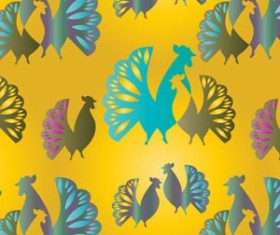 Rooster Patterns