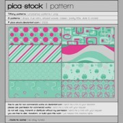 Link toTiffany patterns by picastock