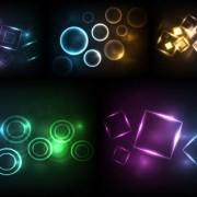 Link toCircular light background art