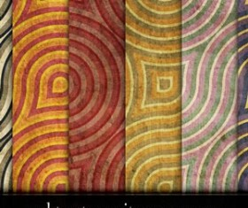 9 Retro Grunge Wallpaper Pattern
