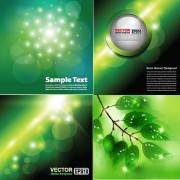 Link toLight green background design vector