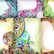 Link toNational decorative pattern background