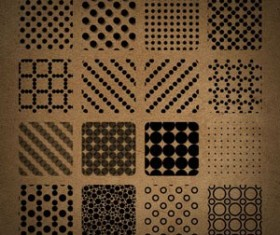 Free Dotted Photoshop Patterns