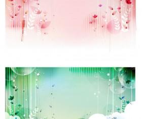 DREAM FAIRY background Vector Graphic