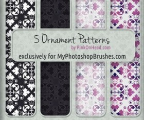 5 Free Ornament Patterns