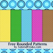 Link toFree rounded patterns