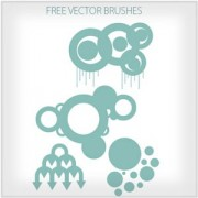 Link toSet of vector photoshop brushes