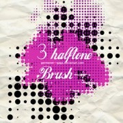 Link toHalftone brush pack photoshop brushes