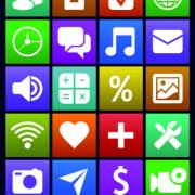 Link toVintage mobile phone icons 02