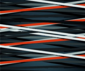 Paper strip vector backgrounds 01