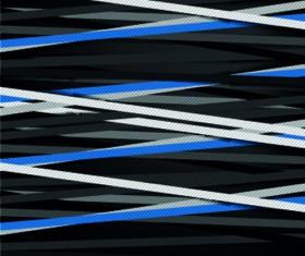 Paper strip vector backgrounds 02