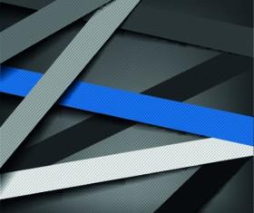 Paper strip vector backgrounds 04