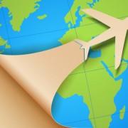 Link toModern travel background set 04