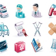 Link toMedical creative icons vector
