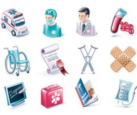 Medical Creative icons vector