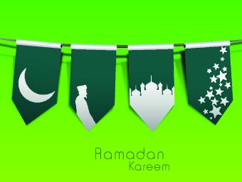 Arabic Islamic design elements 15
