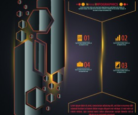 Business Infographic creative design 104
