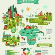 Link toBusiness infographic creative design 107