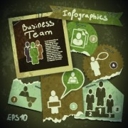 Link toBusiness infographic creative design 117