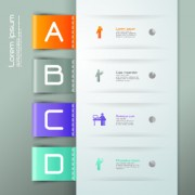 Link toBusiness infographic creative design 131
