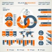 Link toBusiness infographic creative design 136