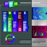 Link toBusiness infographic creative design 16