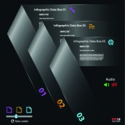 Link toBusiness infographic creative design 26