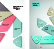 Link toBusiness infographic creative design 43